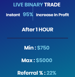 Live Binary Trade